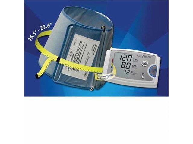 LifeSource UA-789AC Blood Pressure Monitor for Extra Large Arms