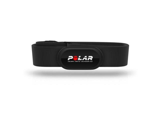 Polar H2 Heart Rate Transmitter and Strap Set Chest Strap MD/2XL 27 - 60""