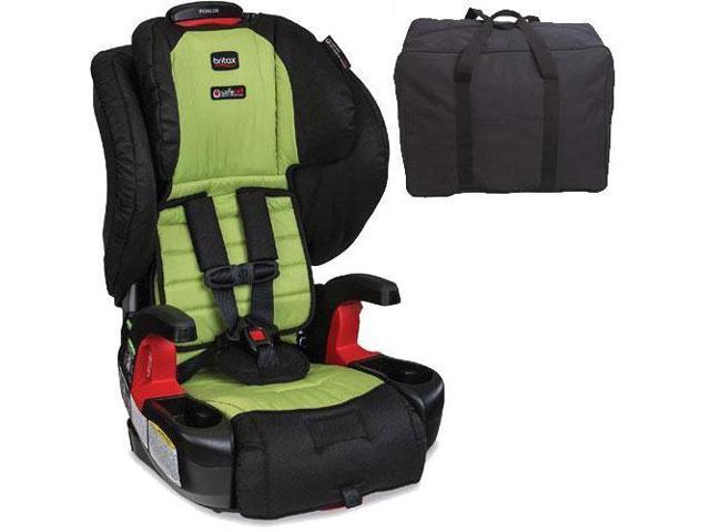 britax pioneer g1 1 harness 2 booster car seat with travel bag kiwi. Black Bedroom Furniture Sets. Home Design Ideas