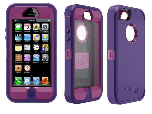 OtterBox Defender Series Case for iPhone 5 Black 77-21908