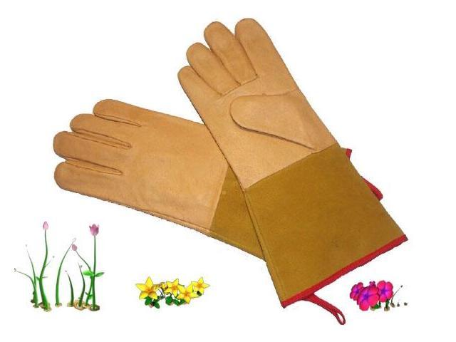 G & F Superior Thorn-Proof Garden Rose Gloves Women's Medium.