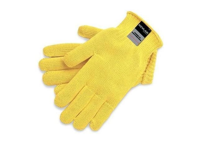 G & F Cut Resistant 100 Percent DuPont Kevlar Gloves, Large 1 Pair.