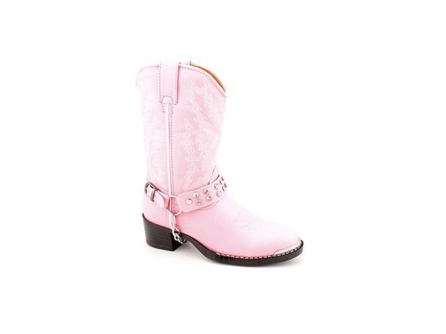 Durango BT568 Youth Girls Size 10.5 Pink Western Boots