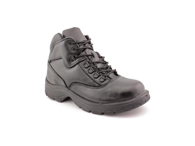 thorogood softstreets womens size 10 black wide leather
