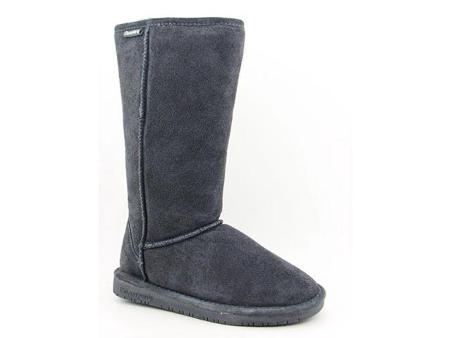 Bearpaw Emma Tall Womens Size 11 Gray Suede Winter Boots