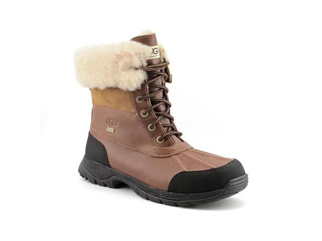 Ugg Australia Butte Men US 9 Brown Snow Boot UK 8 EU 42
