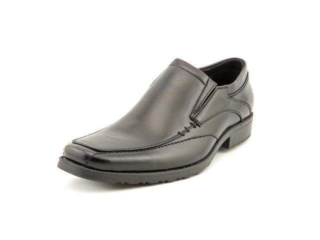 Kenneth Cole Reaction Slick Deal Men US 9.5 Black Moc Loafer