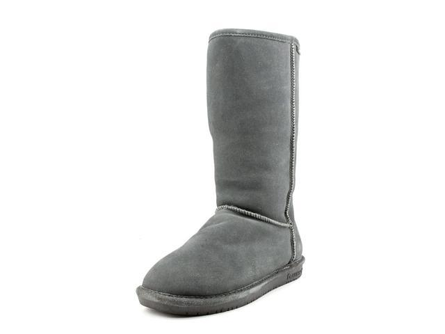 Bearpaw Emma Tall Womens Size 9 Gray Boots Winter Suede Winter Boots New/Display
