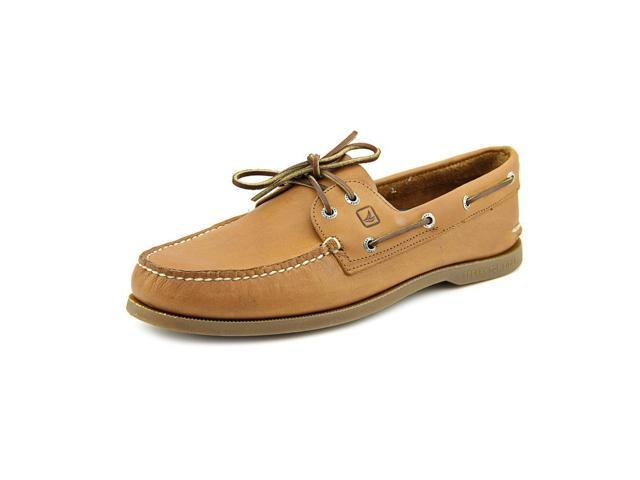 Sperry Top Sider A/O 2 Sahara Men US 8 Brown Boat Shoe EU 40.5