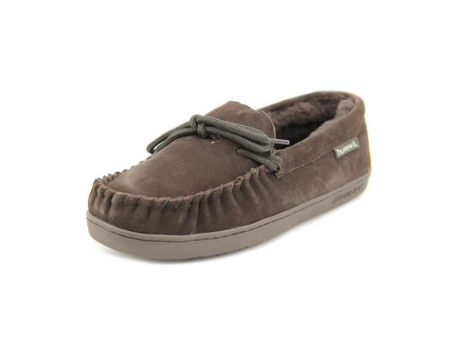 Bearpaw Moc Women US 5 Brown Moccasin Slippers Shoes