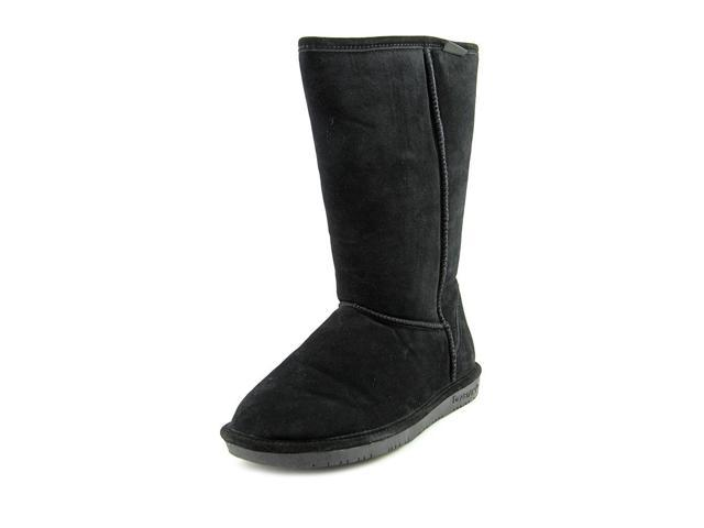 Bearpaw Emma Tall Women US 6 Black Winter Boot UK 4 EU 37