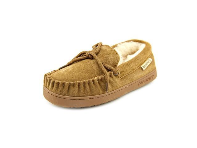 Bearpaw Moc Women US 6 Brown Moccasin Slippers Shoes