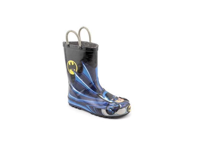 Western Chief Batman Rainboots Youth US 7 Black Rain Boot