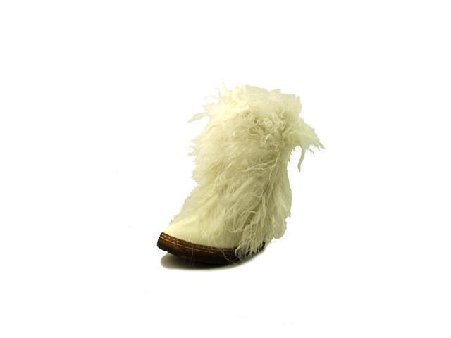 Bearpaw Boetis II Women US 6 White Snow Boot