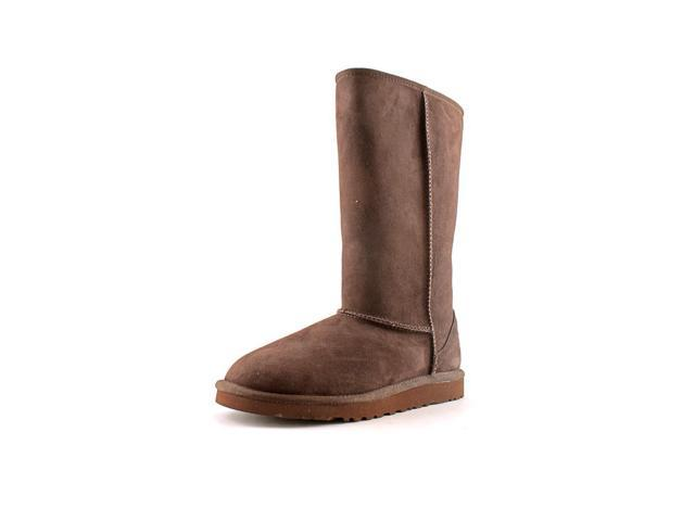 Ugg Australia K Classic Tall Youth US 4 Brown Winter Boot UK 3 EU 34