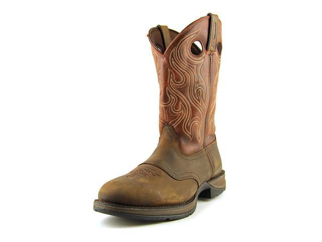 Durango Rebel Mens Size 9.5 Brown Leather Western Boots