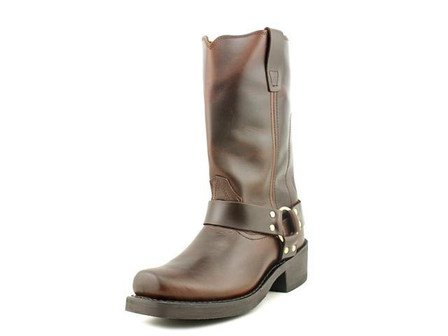 """Durango 11"""" Harness Mens Size 13 Brown Leather Western Boots UK 12 EU 47"""