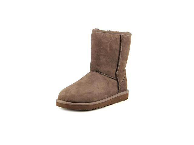 Ugg Australia K Classic Youth US 4 Brown Winter Boot