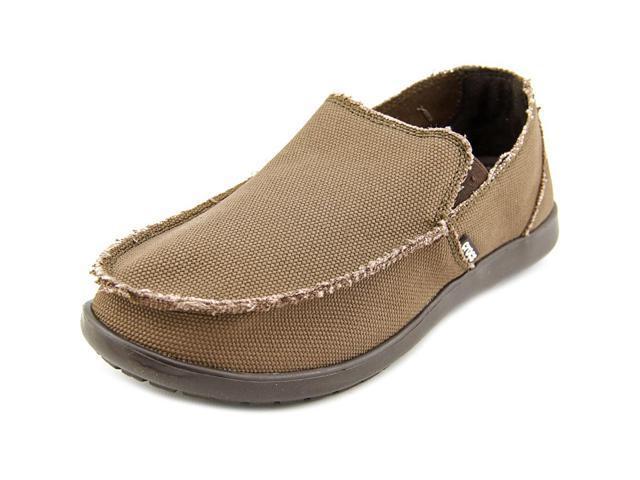 Crocs Santa Cruz  Men US 10 Brown Loafer