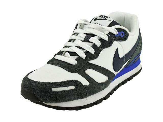 Nike Air Waffle Trainer Men US 7.5 Blue Cross Training