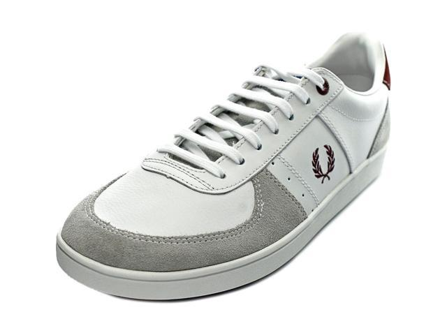 Fred Perry Topspin Men US 10.5 White Sneakers