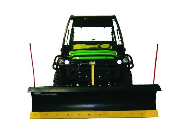 SnowBear 324-110 Personal Snow Plow with a 72
