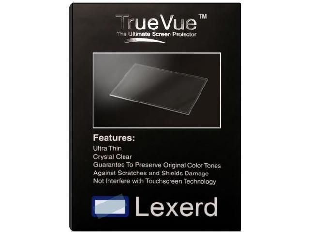 Lexerd - Dell Inspiron 13 7000 series i5 TrueVue Crystal Clear Laptop  Screen Protector