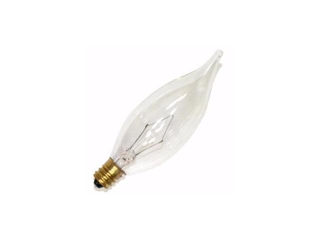 Westinghouse 03275 - 40CA91/2 CA9 5 Decor Light Bulb