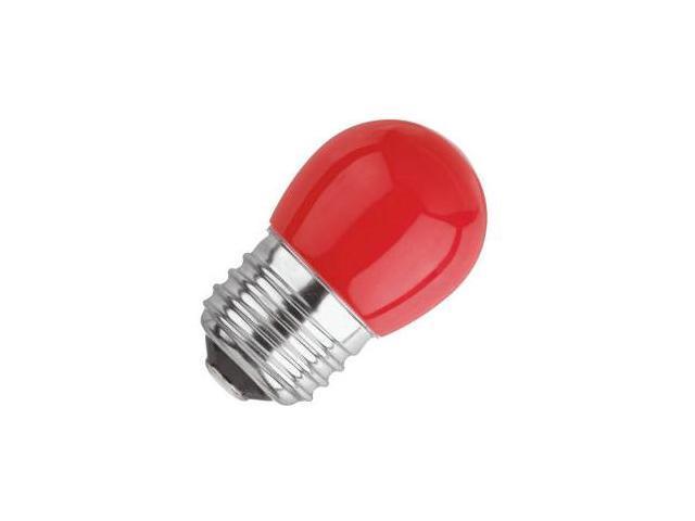 Westinghouse 03469 - 1S11/LED/R 1W RED S11 LED Sign Scoreboard LED Light Bulb
