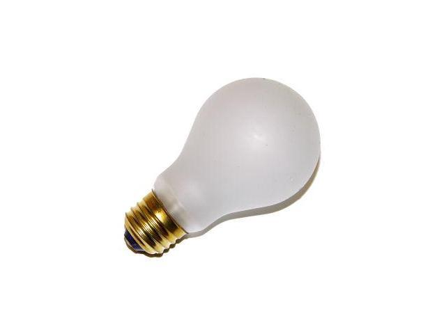 Westinghouse 03951 - 100A19/TS A19 Light Bulb