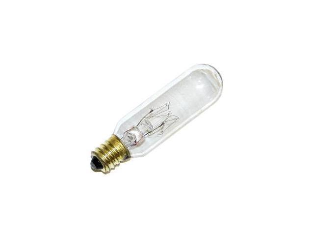 Westinghouse 03583 - 15T6/CD Candelabra Screw Base Exit Light Bulb