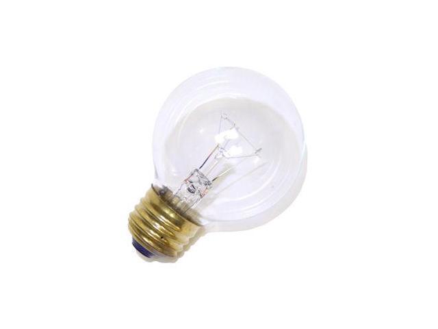 Westinghouse 03818 - 25G191/2 G19 5 Decor Globe Light Bulb