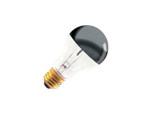 Bulbrite 712160 - 60A19HM Silver Bowl Light Bulb