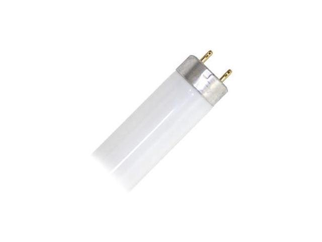GE 45753 - F25T8/SPX30/ECO Straight T8 Fluorescent Tube Light Bulb