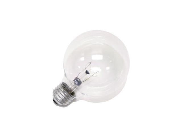 Sylvania 14264 - 25G25 120V G25 Decor Globe Light Bulb