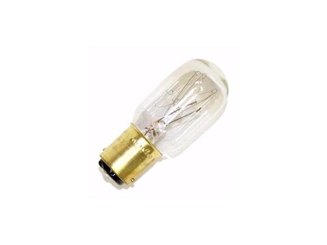 Sylvania 18200 - 15T7DC/BL 120V Indicator Light Bulb