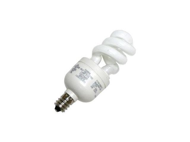 TCP 28908 - 28904TC Twist Candelabra Screw Base Compact Fluorescent Light Bulb