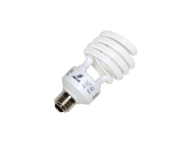 LongStar 00165 - FE-IIS-30W/50K Twist Medium Screw Base Compact Fluorescent Light Bulb
