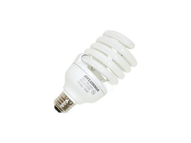 Sylvania 29786 - CF40EL/TWIST/RP 2700K Twist Medium Screw Base Compact Fluorescent Light Bulb