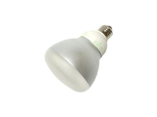 Litetronics 62370 - MB-1100DP 11W BR30 MED 120V FROST FINISH COLD CATHODE 2850K Cold Cathode Screw Base Compact Fluorescent Light Bulb