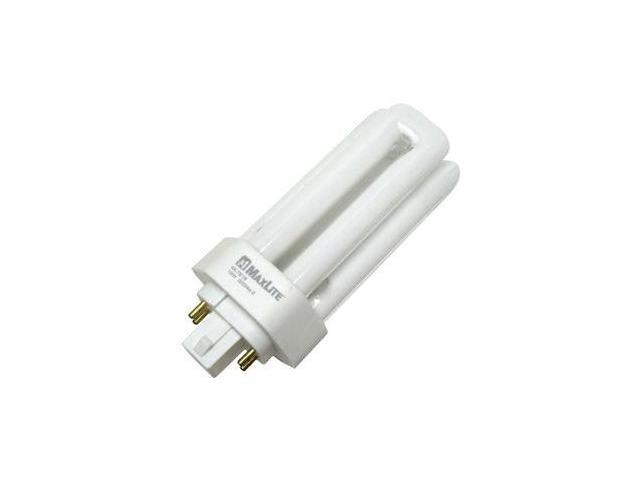 Maxlite 16416 - MLTE18/27 Triple Tube 4 Pin Base Compact Fluorescent Light Bulb