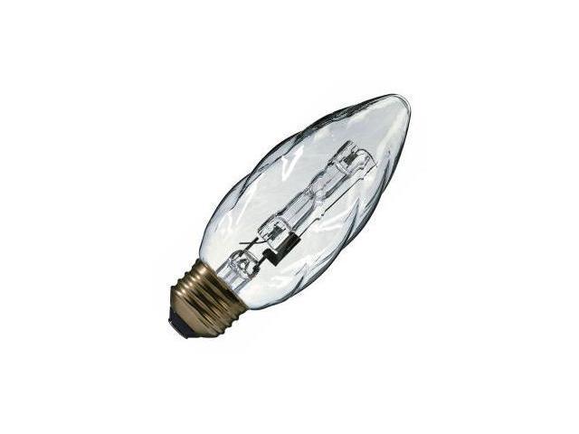 Philips 385518 - BC60F15/HAL/POST TOP Decorative Halogen Light Bulb