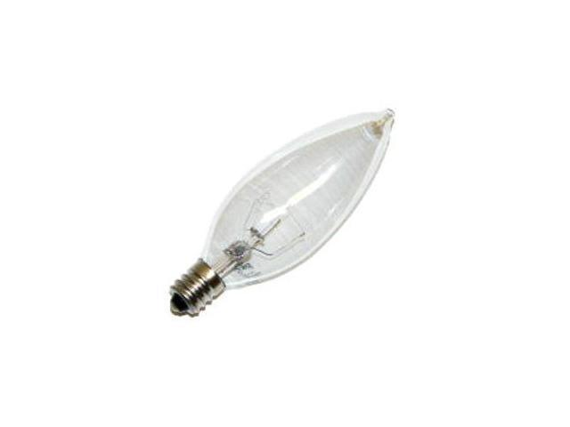 Philips 168070 - 40BA9C/LL BA9 Decor Torpedo Light Bulb