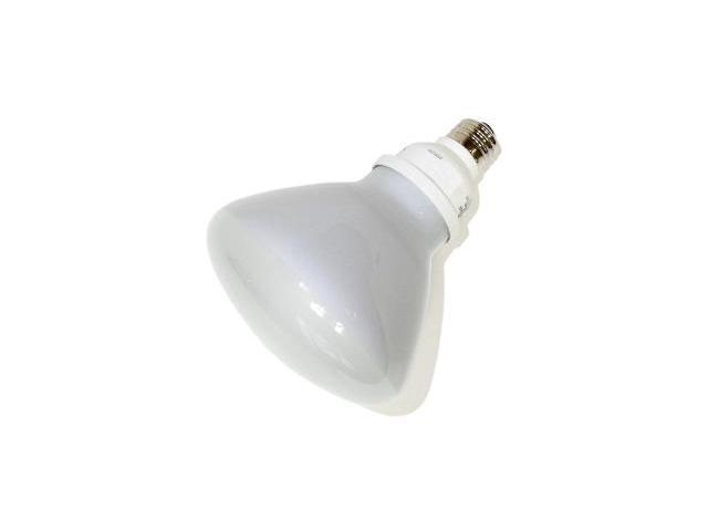 Philips 137083 - EL/A R40 20W DIMM REFLECTOR Dimmable Compact Fluorescent Light Bulb