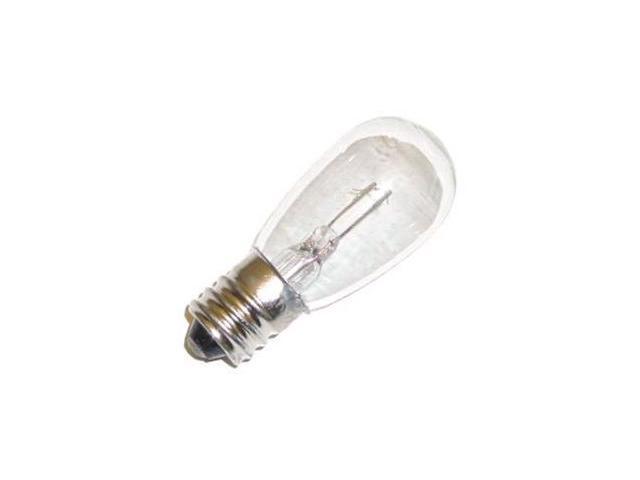 Eiko 40791 - 6S6/230V Candelabra Screw Base Scoreboard Sign Light Bulb
