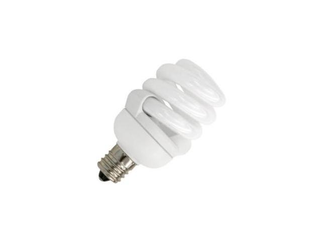 TCP 11547 - 48909C Twist Candelabra Screw Base Compact Fluorescent Light Bulb