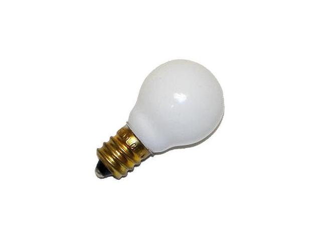 Satco 03864 - 10G8/W G8 Decor Globe Light Bulb