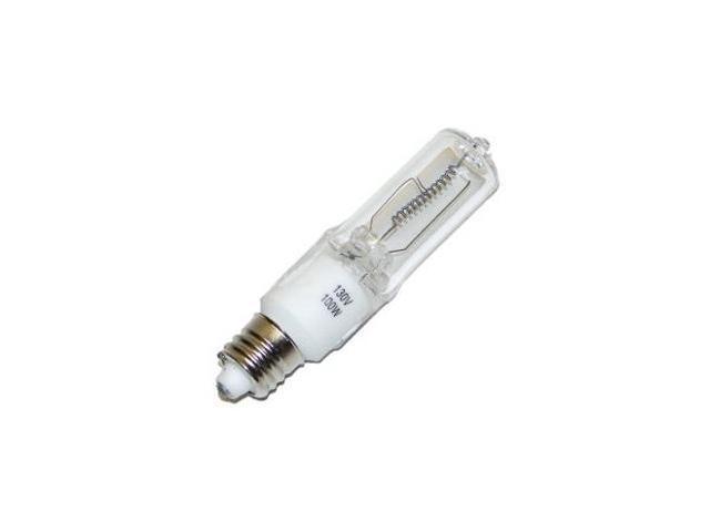 Hikari 00073 - JD-7011 JD/130V/100W/MC/E11 Screw Base Single Ended Halogen Light Bulb