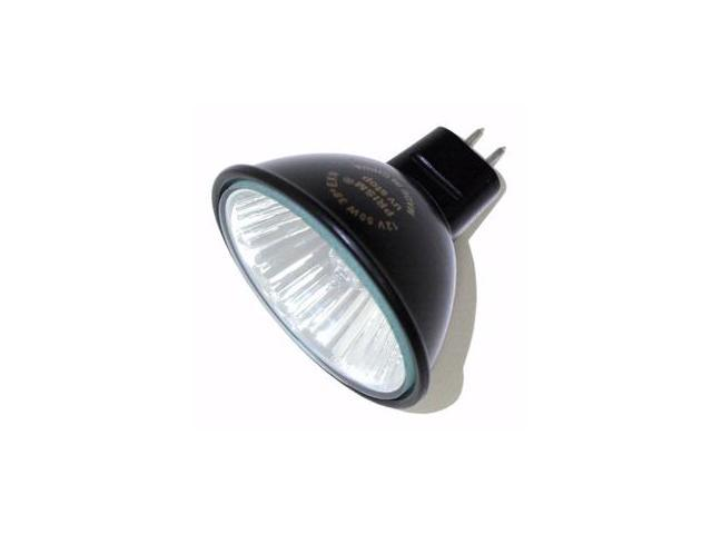Halco 107356 - MR16EXN/BLK/L MR16 Halogen Light Bulb