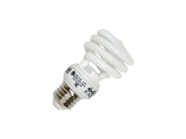 GE 72469 - FLE13HT2/6H/CWCD Twist Medium Screw Base Compact Fluorescent Light Bulb
